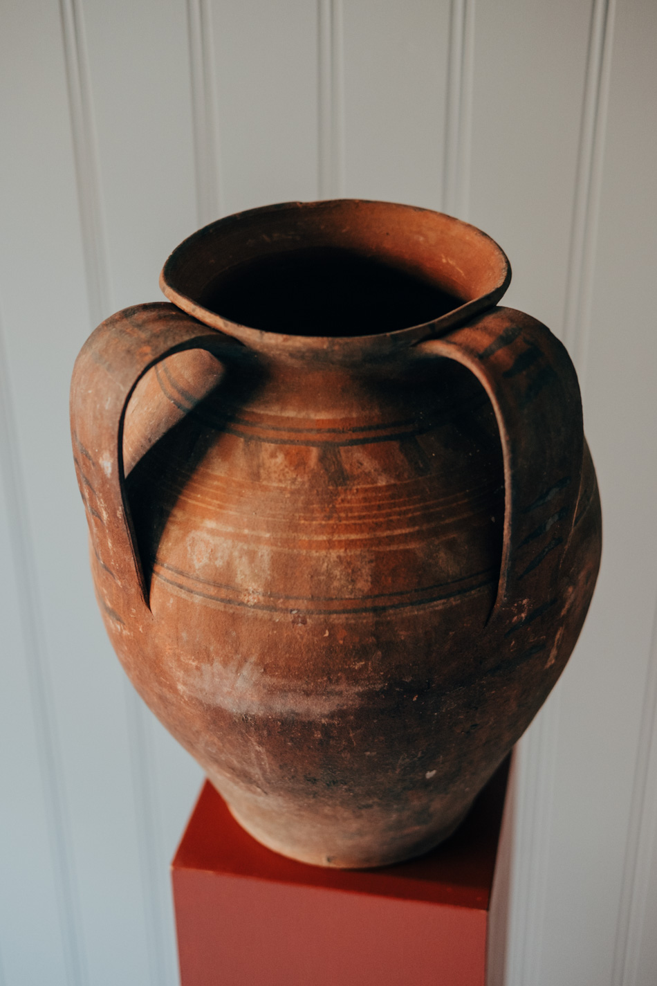 African Cooking Vessel No 02