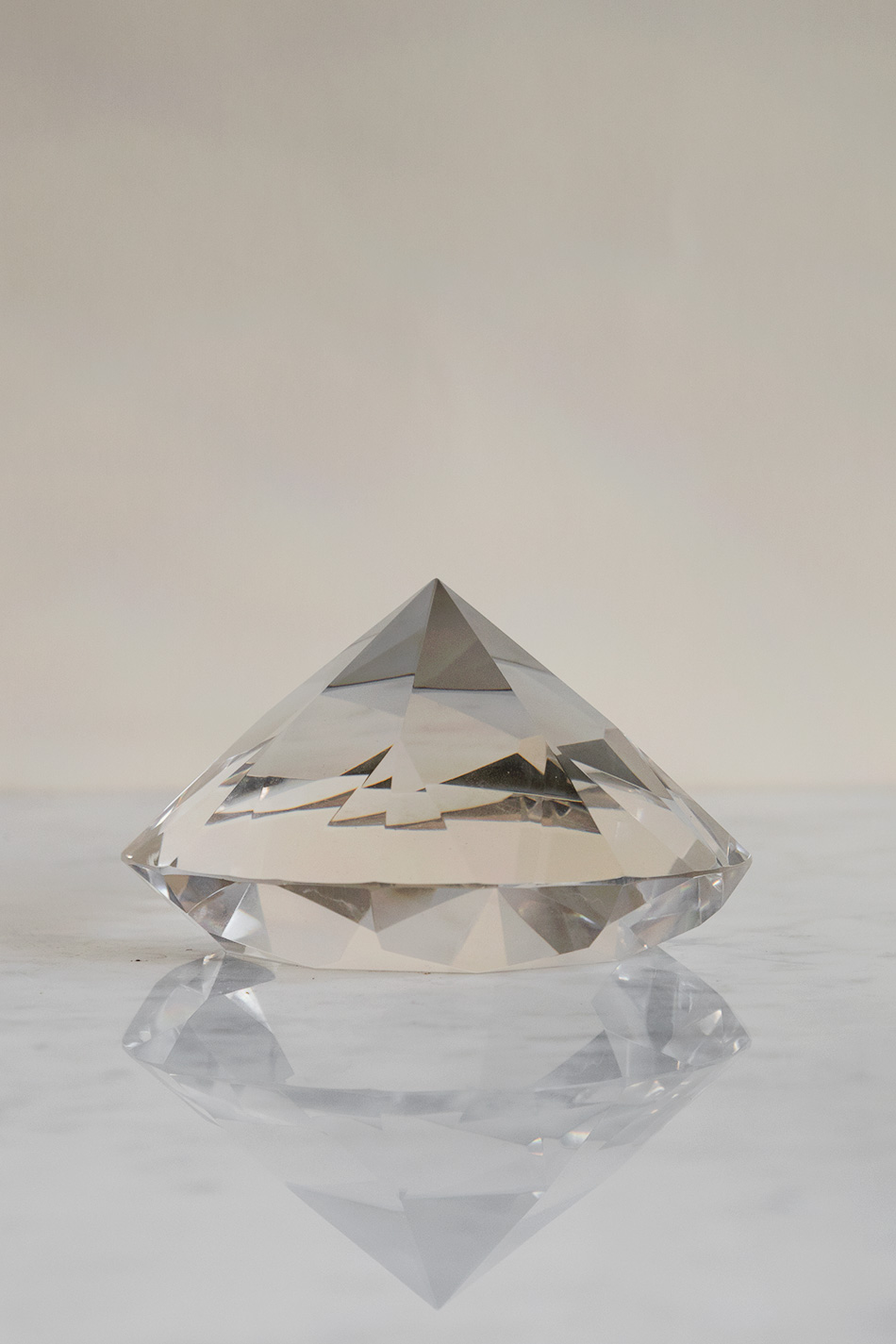 Decorative Diamond L