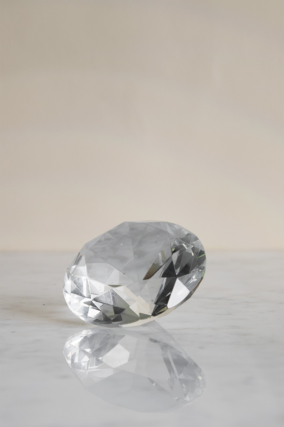 Decorative Diamond S