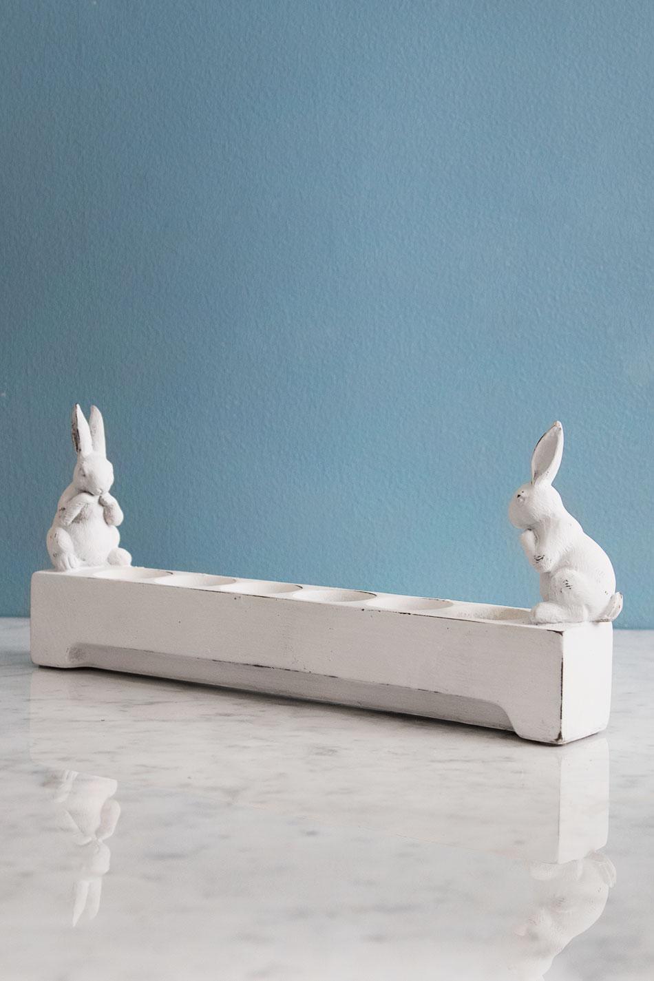 Two Rabbits Eggs holder