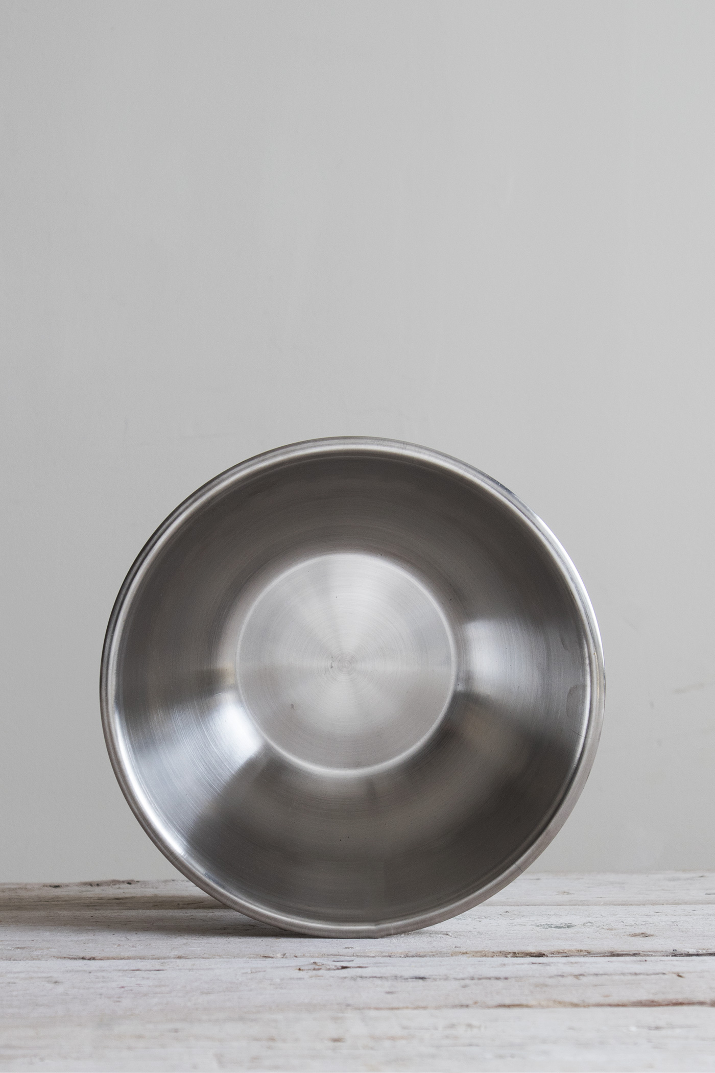 Bunke Rostfritt Stål 2,5 L