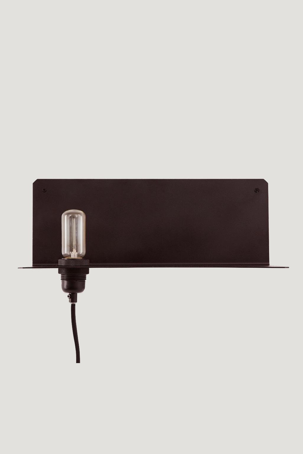 Frama 90° Wall Light Black