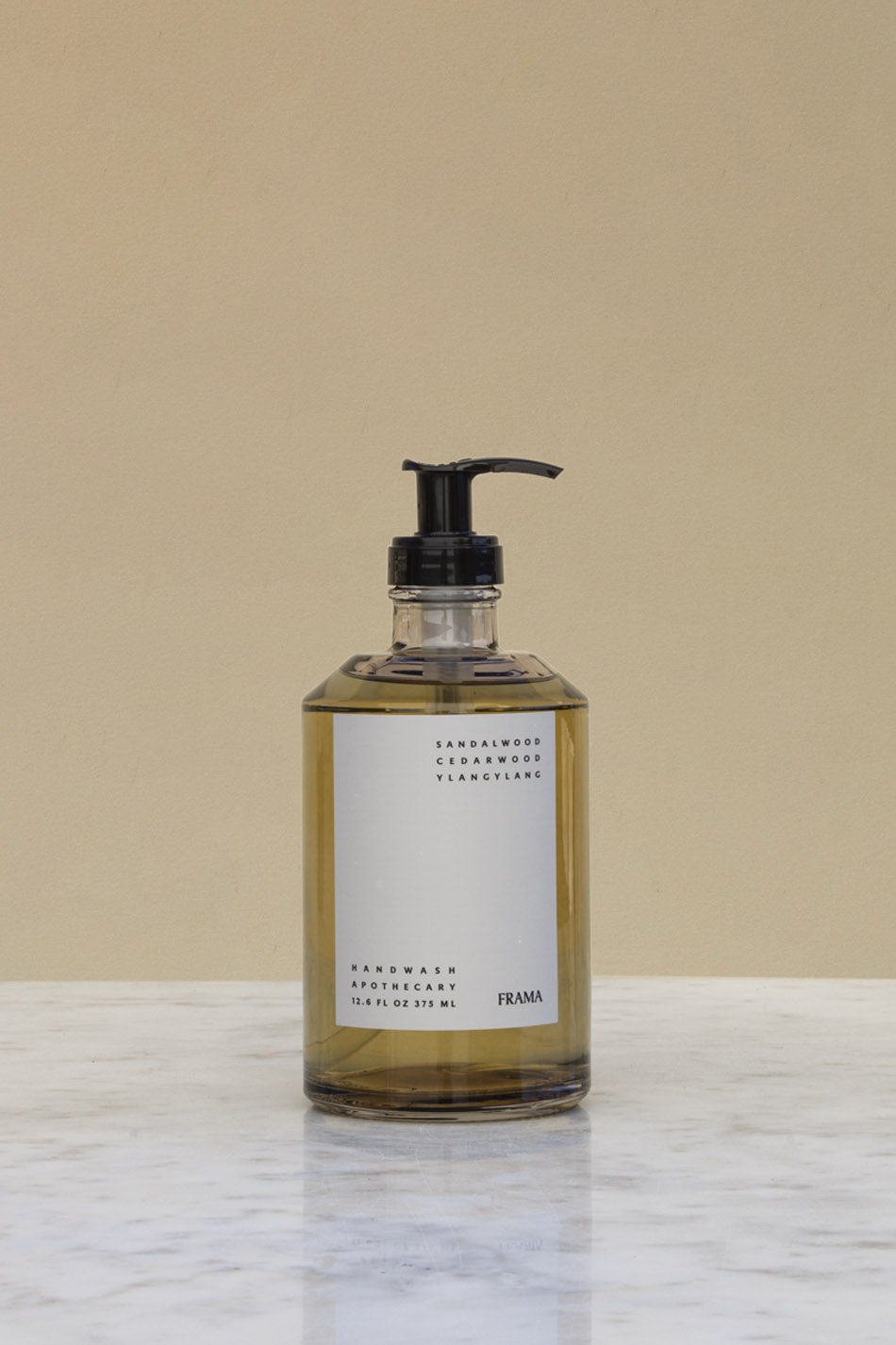 Apothecary Hand Wash 375 ml