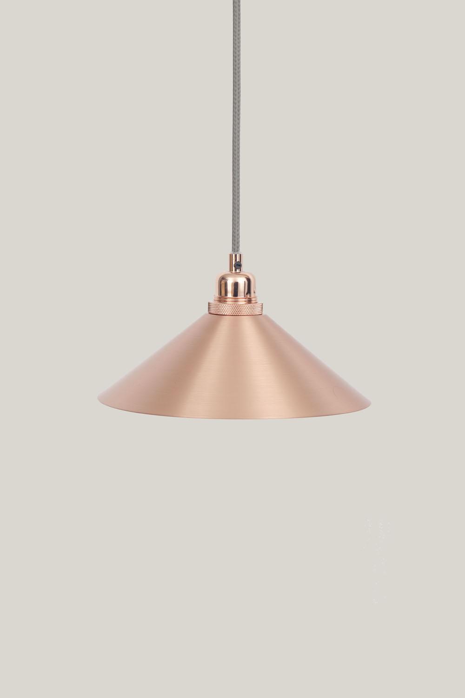 Cone Shade Copper Medium
