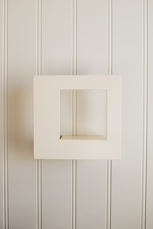 Tavelram Frame Square Creme
