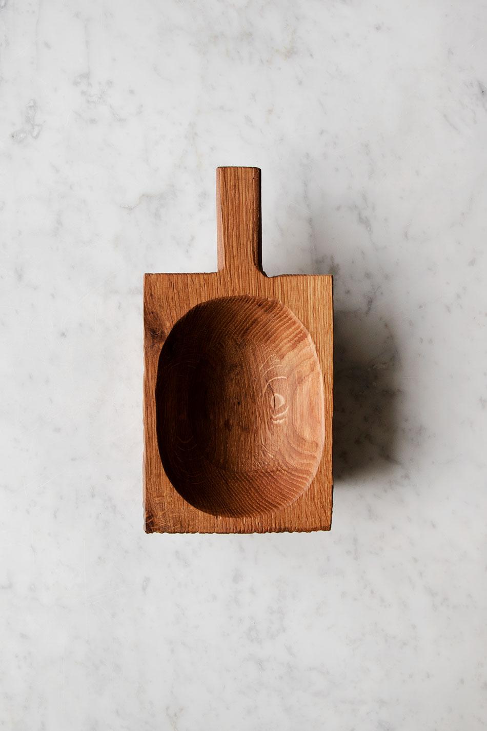 Artisan Dish WIth Handle