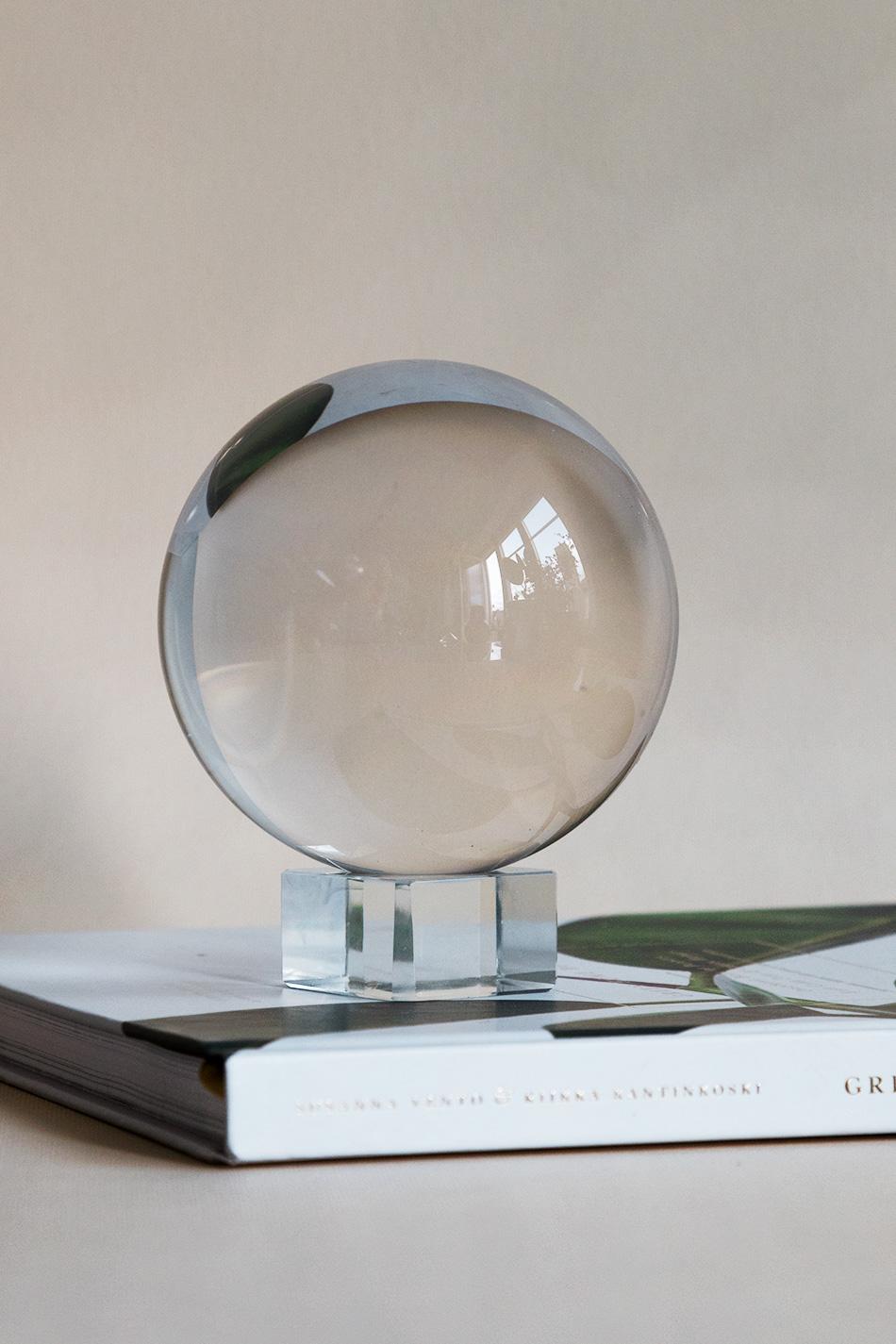 Crystal Sphere Ø10