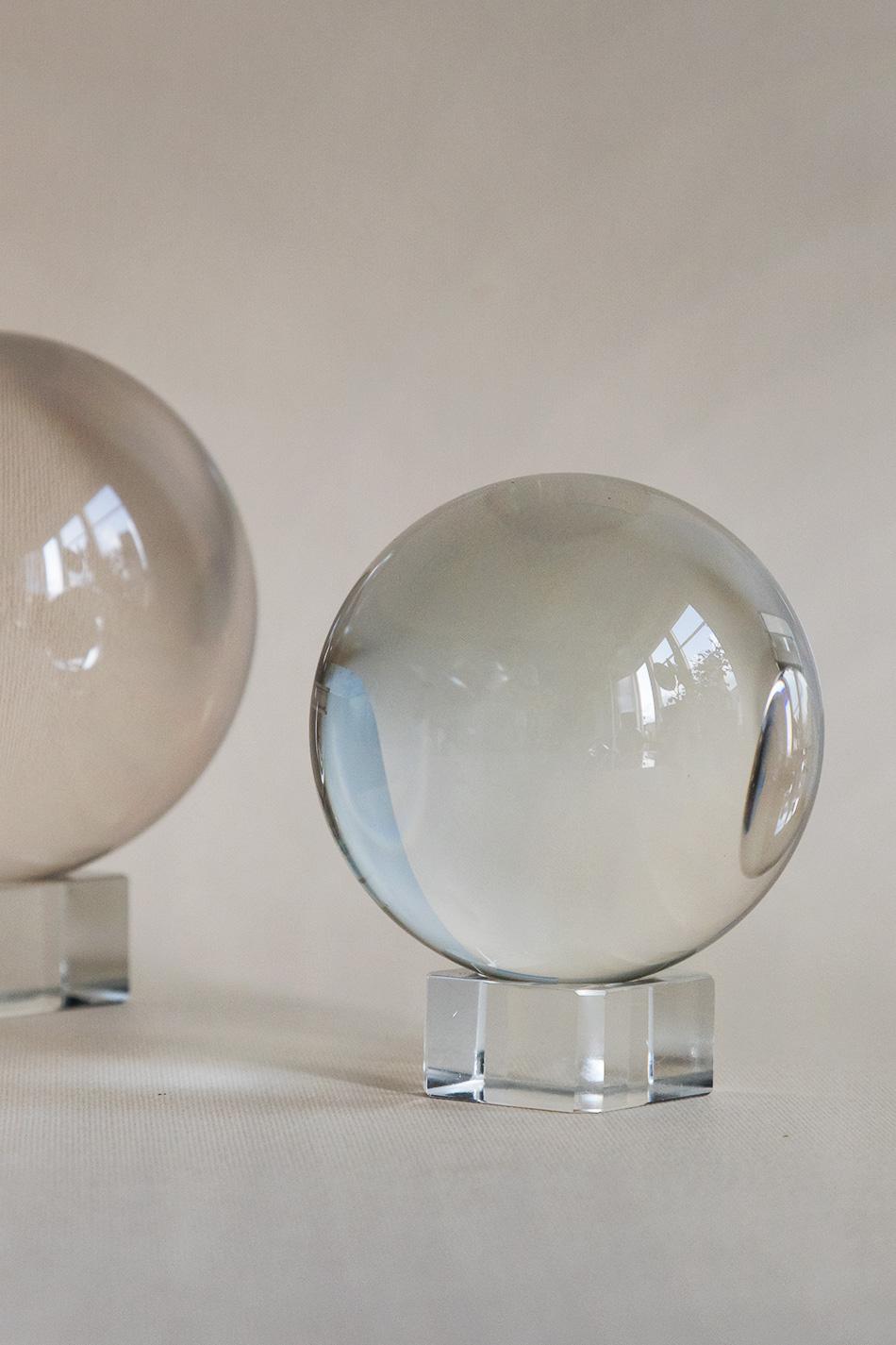 Crystal Sphere Ø08