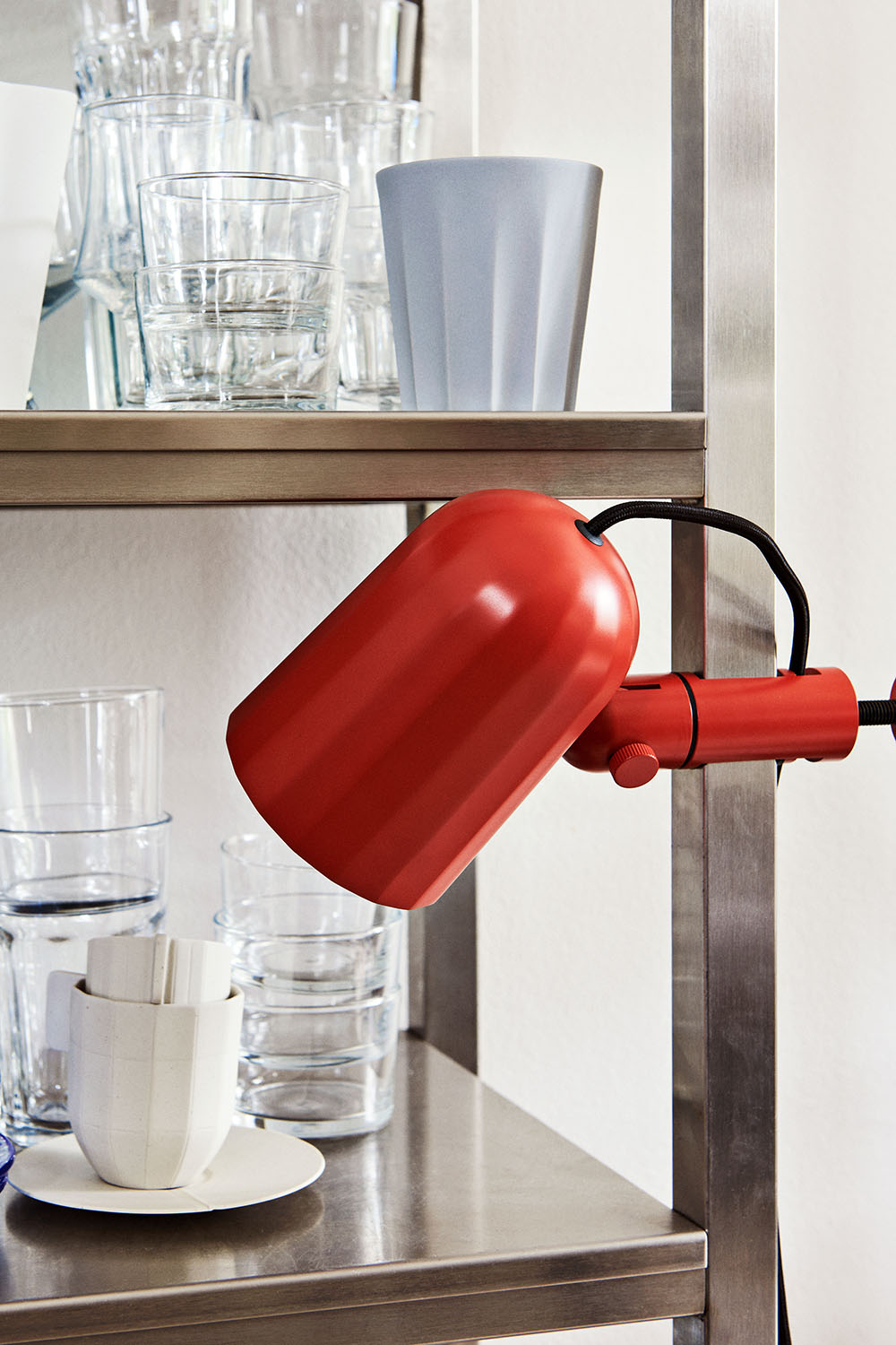 Noc CLip Light Red