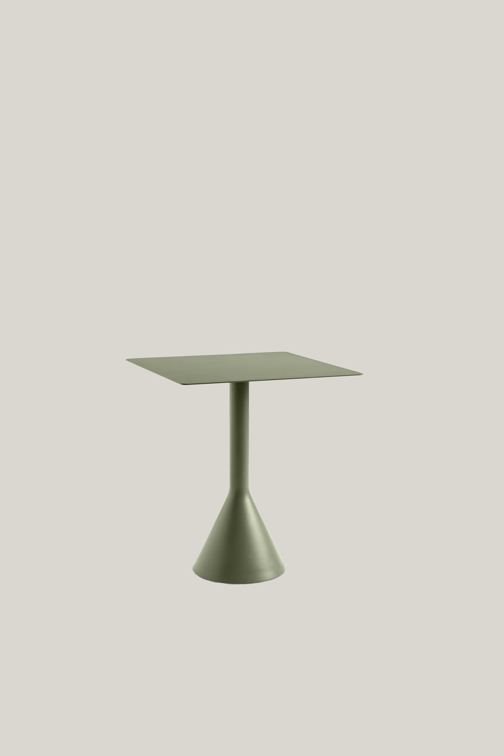 Palissade Cone Table 65x65 cm
