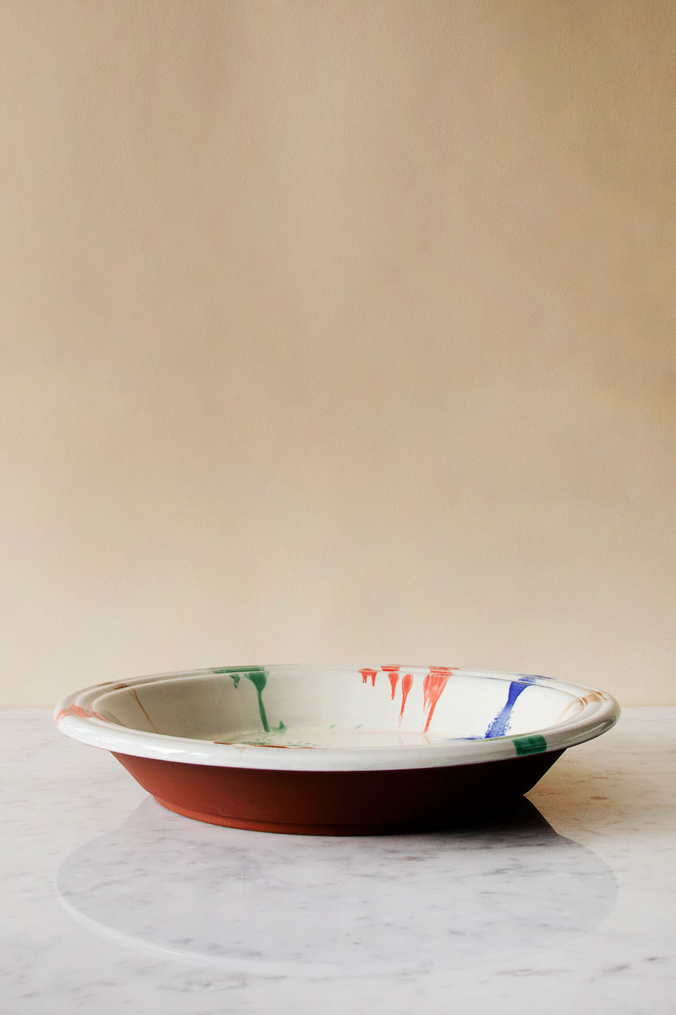 Swirl Bowl Multi splash