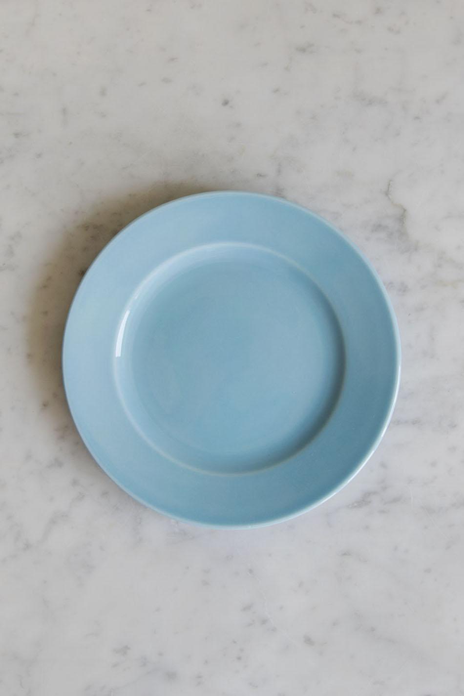 Rainbow Plate 24cm Light Blue