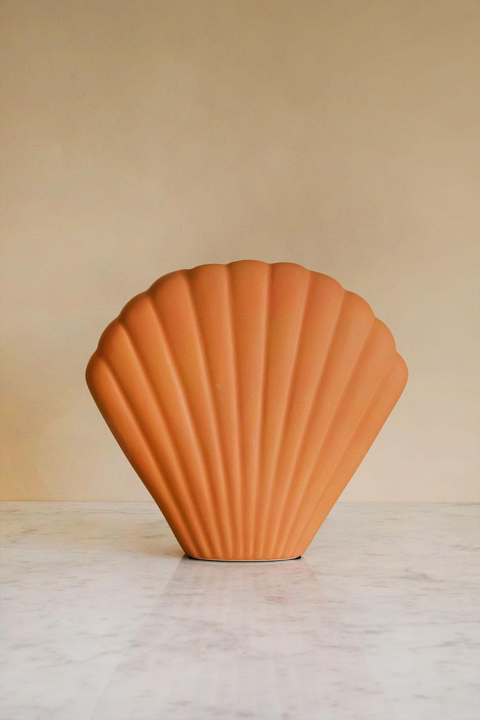 Shell Vase Large