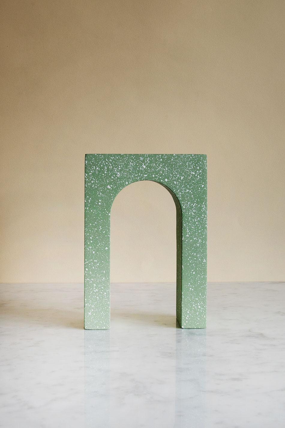 Terrazzo Arch Ornament