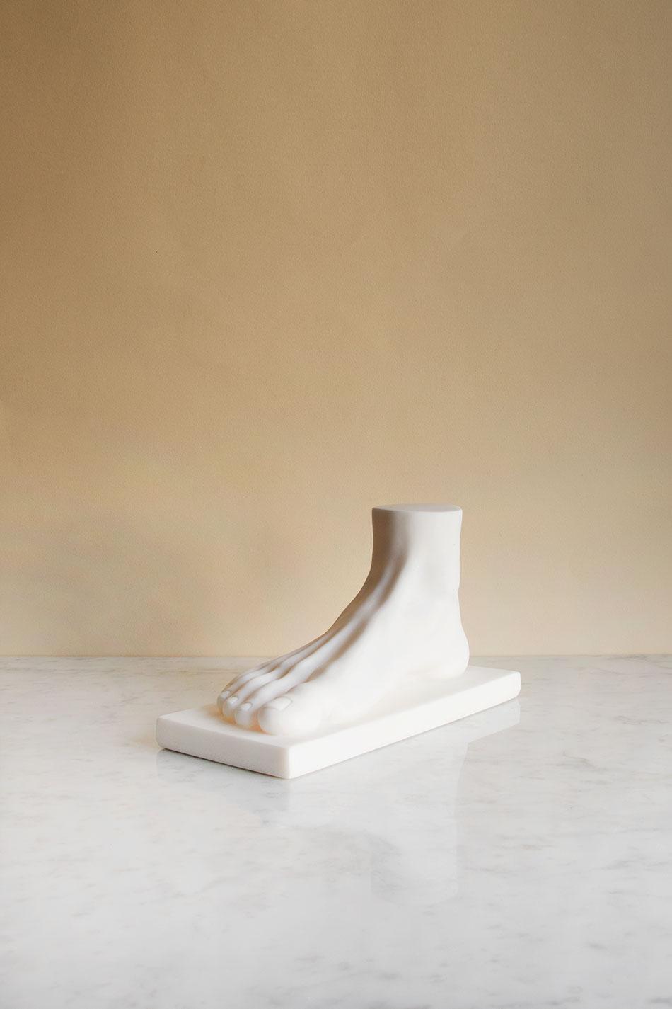 Foot Statue