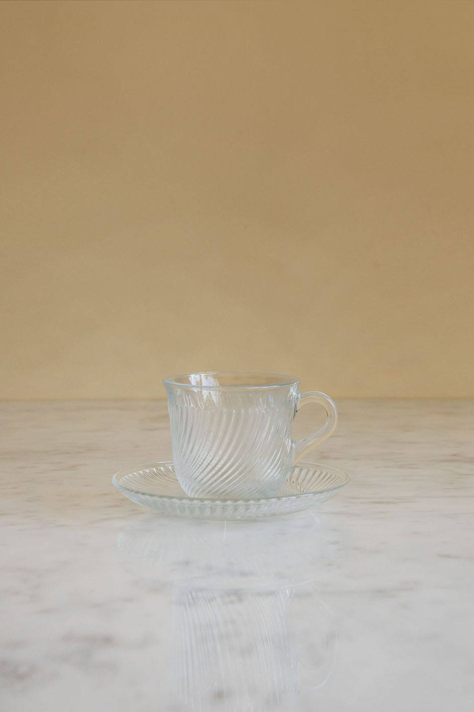 Pirouette Coffee Cup