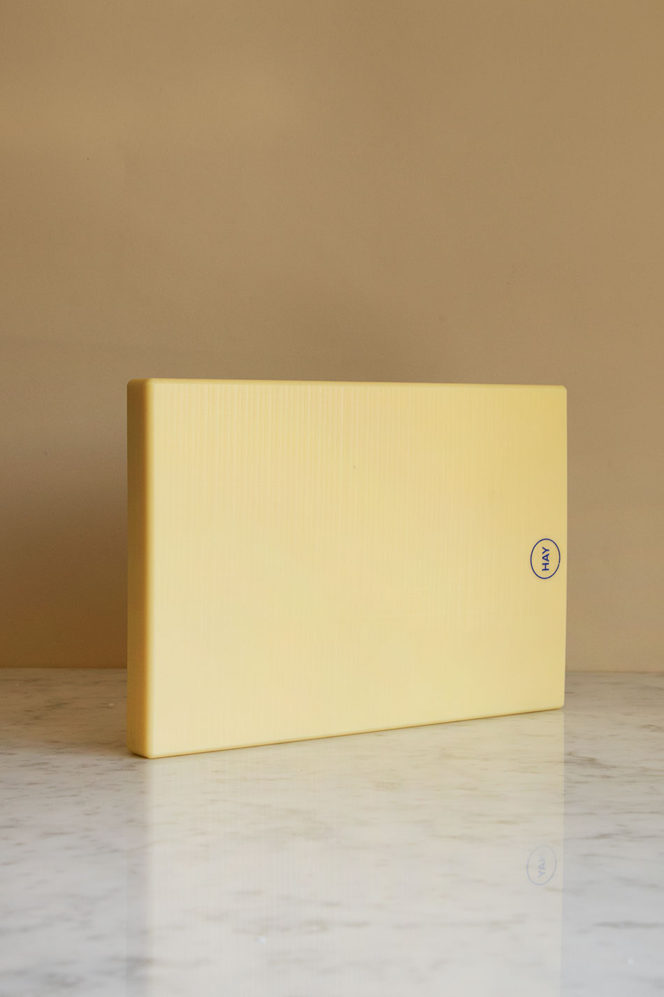 Chopping Board Light Yellow