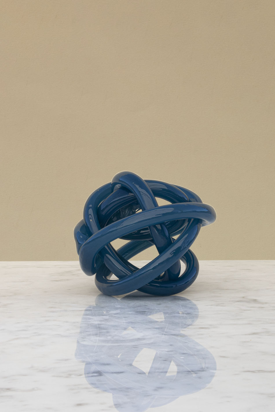 Knot No 2 M Blue Steel