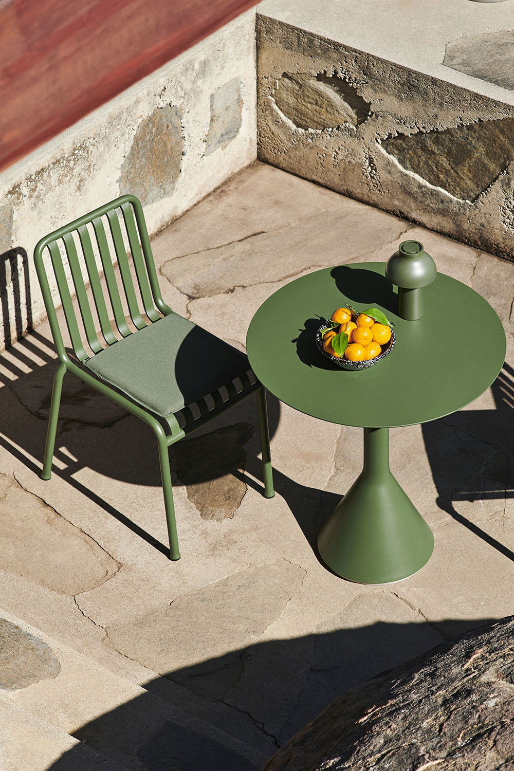 Palissade Cone Table Ø70