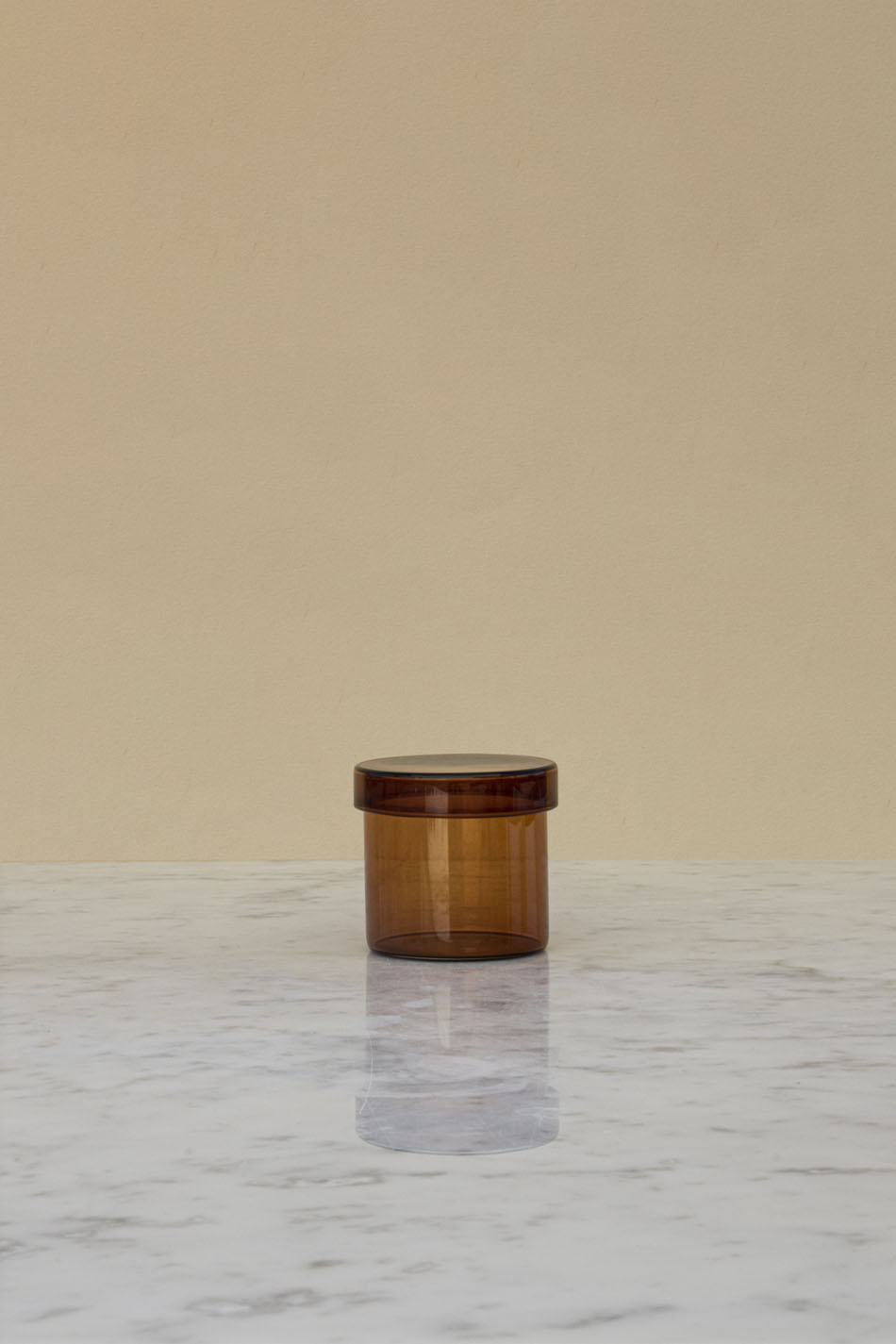 Container Small Brown