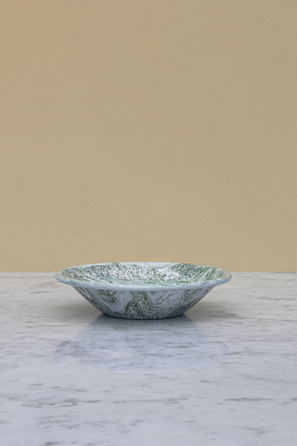 Soft Ice Cereal Bowl Green