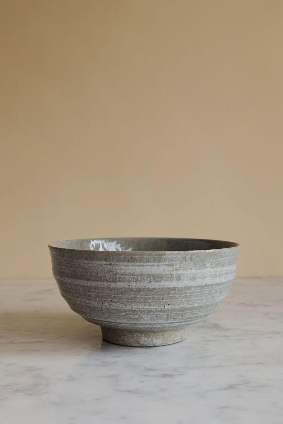 Japanese Noodle Bowl Grey