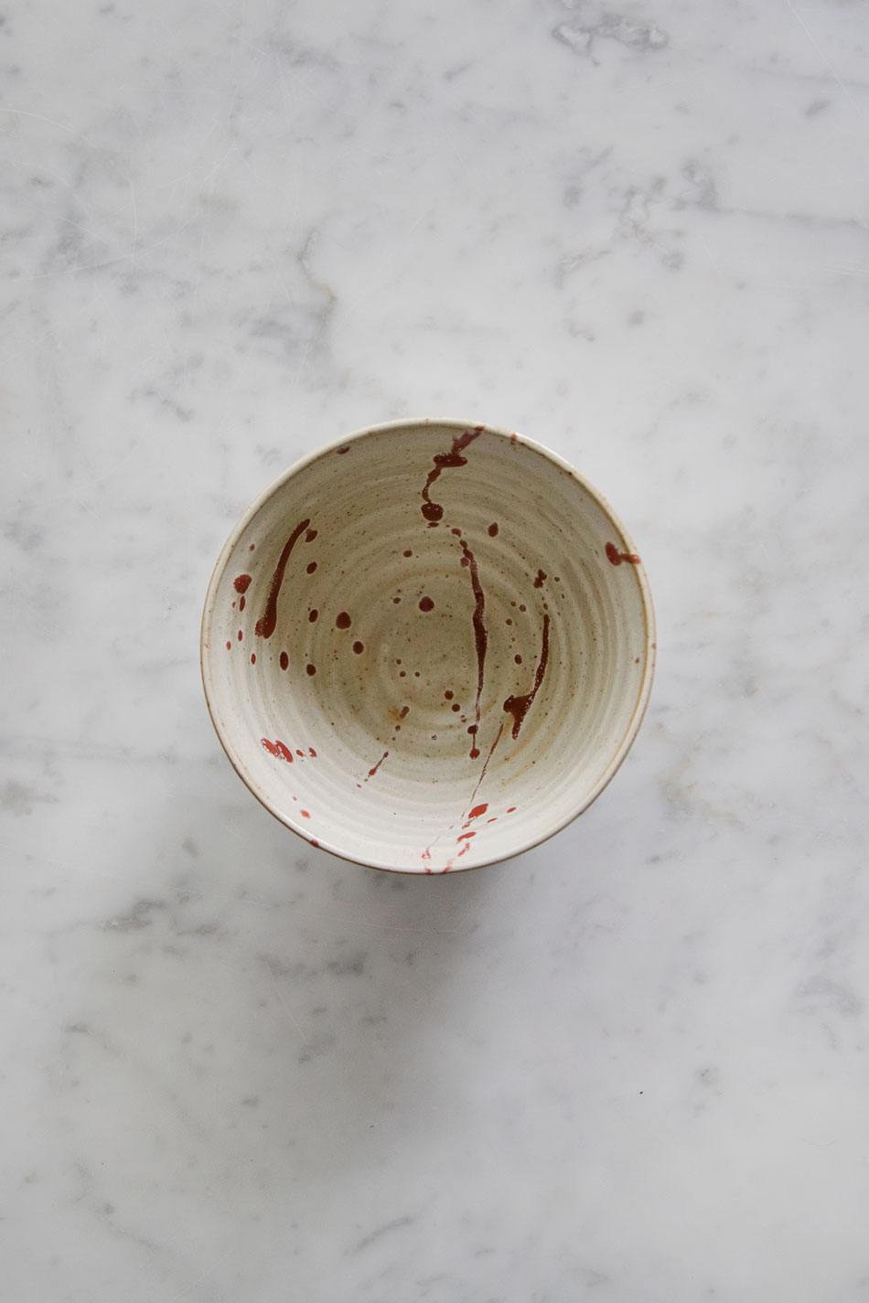 Kyoto Bowl Splatter