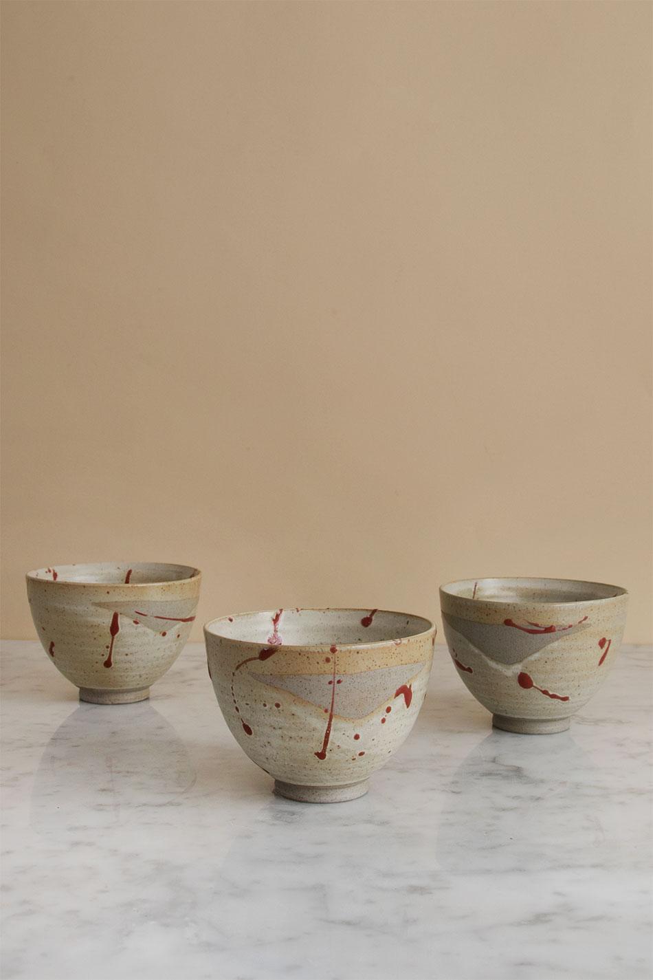 Kyoto Bowl Splatter