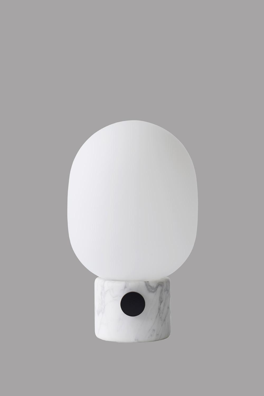 JWDA Table Lamp Marble