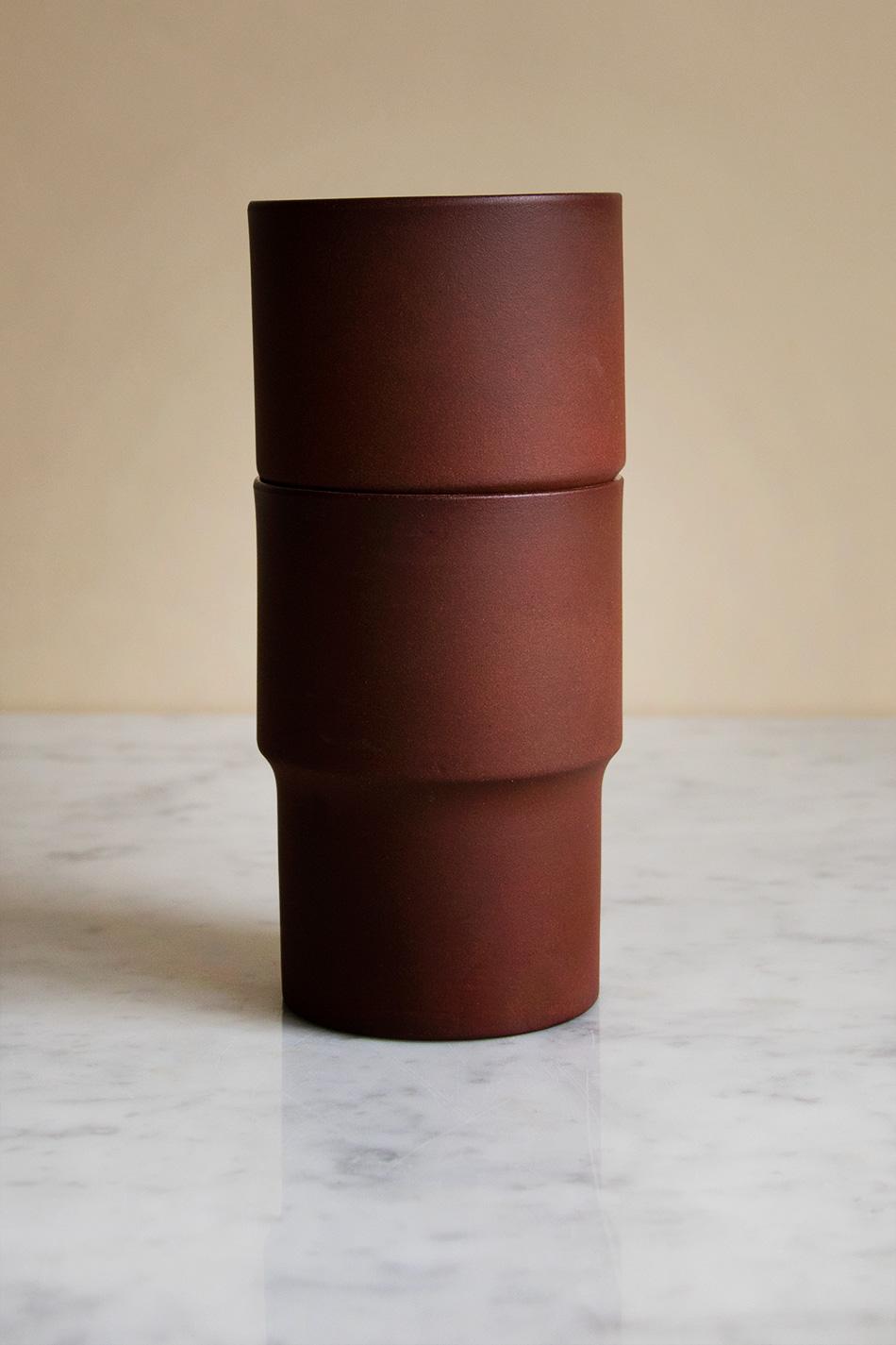 Kaffemugg Hög Jonas Lindholm