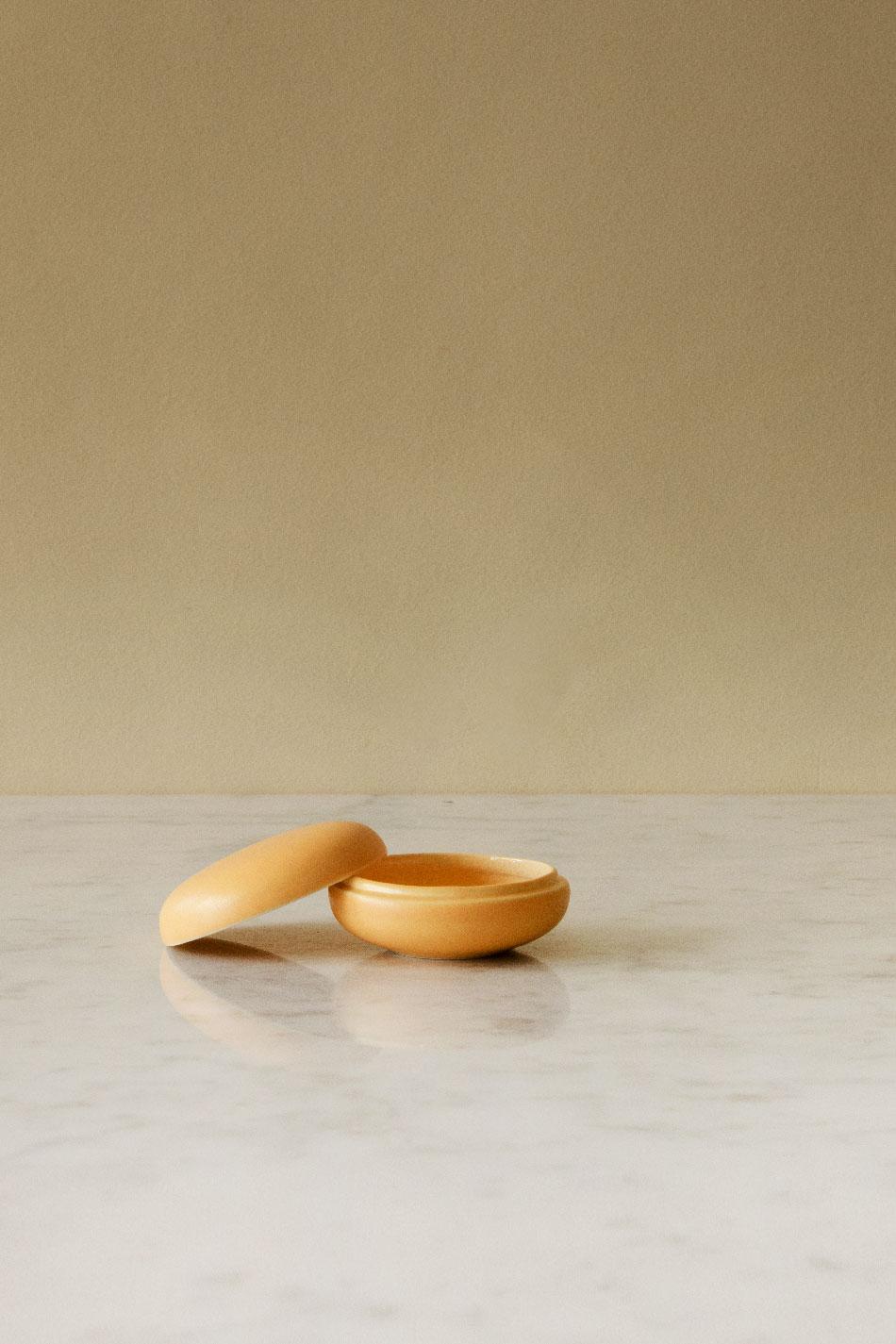 Keramikask Orange | Jonas Lindholm