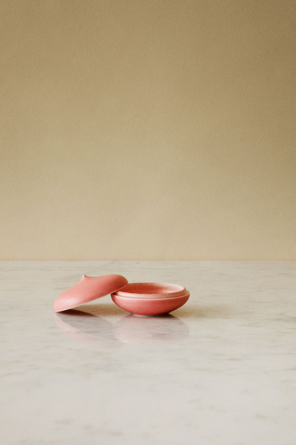 Keramikask Rose Topp | Jonas Lindholm