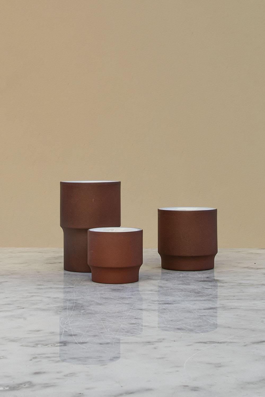 Kaffemugg Låg | Jonas Lindholm
