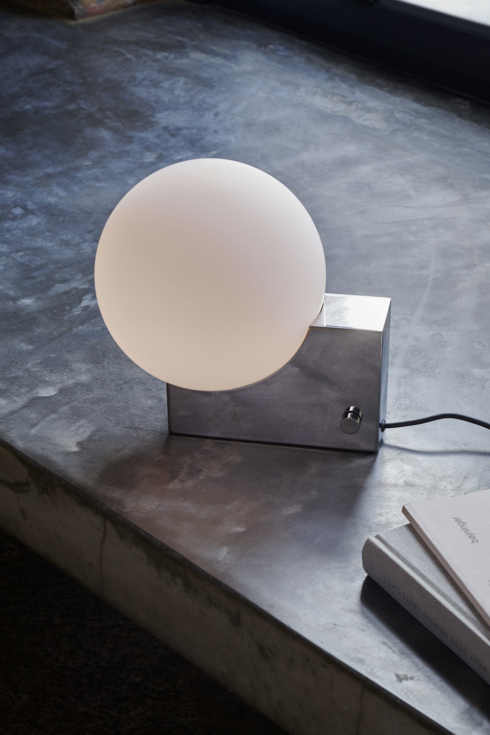 Journey Table & Wall lamp Mirror