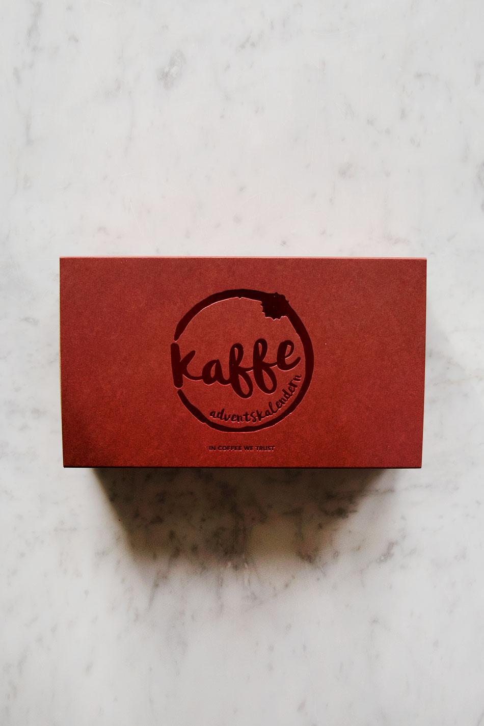 Kaffeadventskalendern 2019