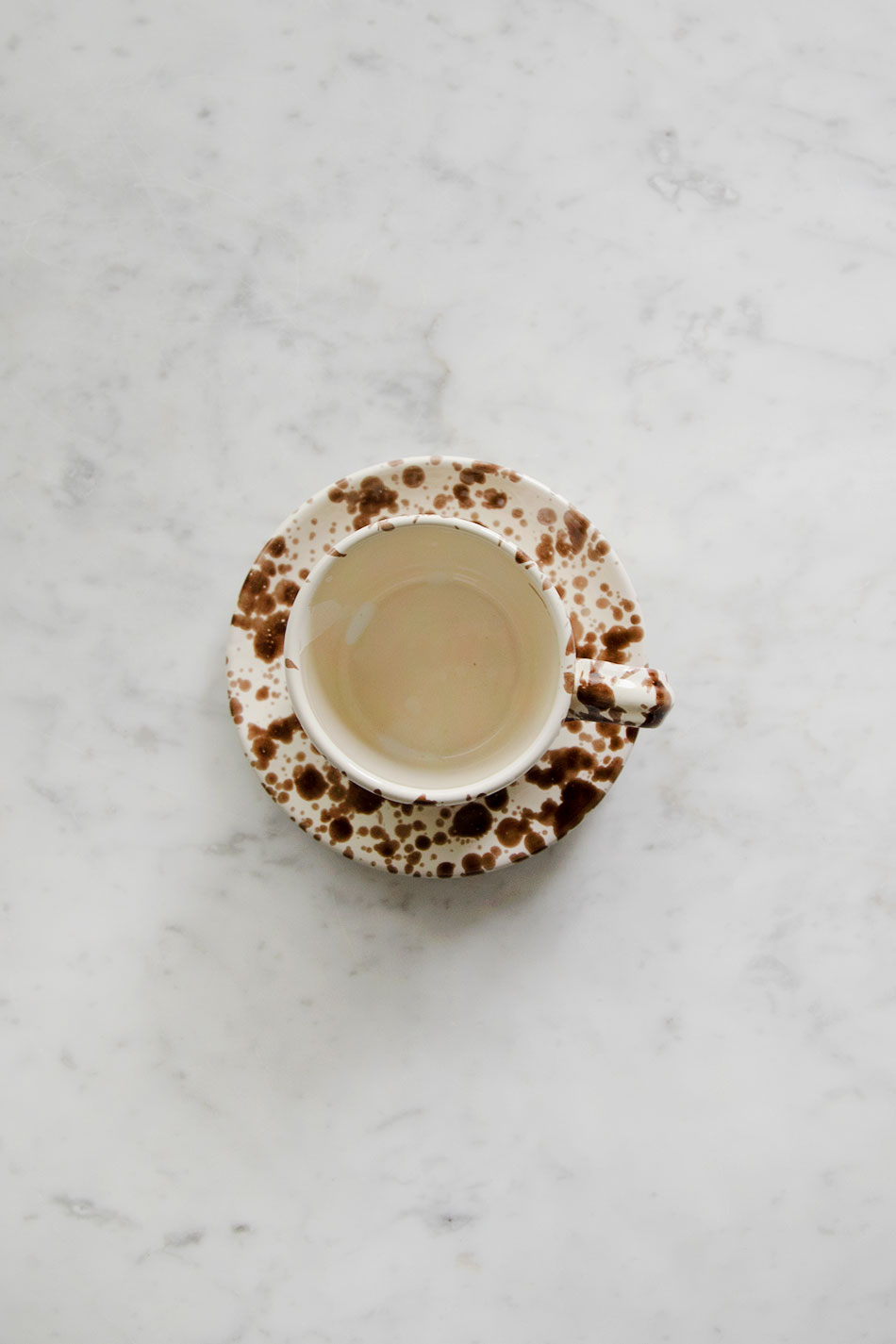 Espressokopp Spruzzi Cioccolato