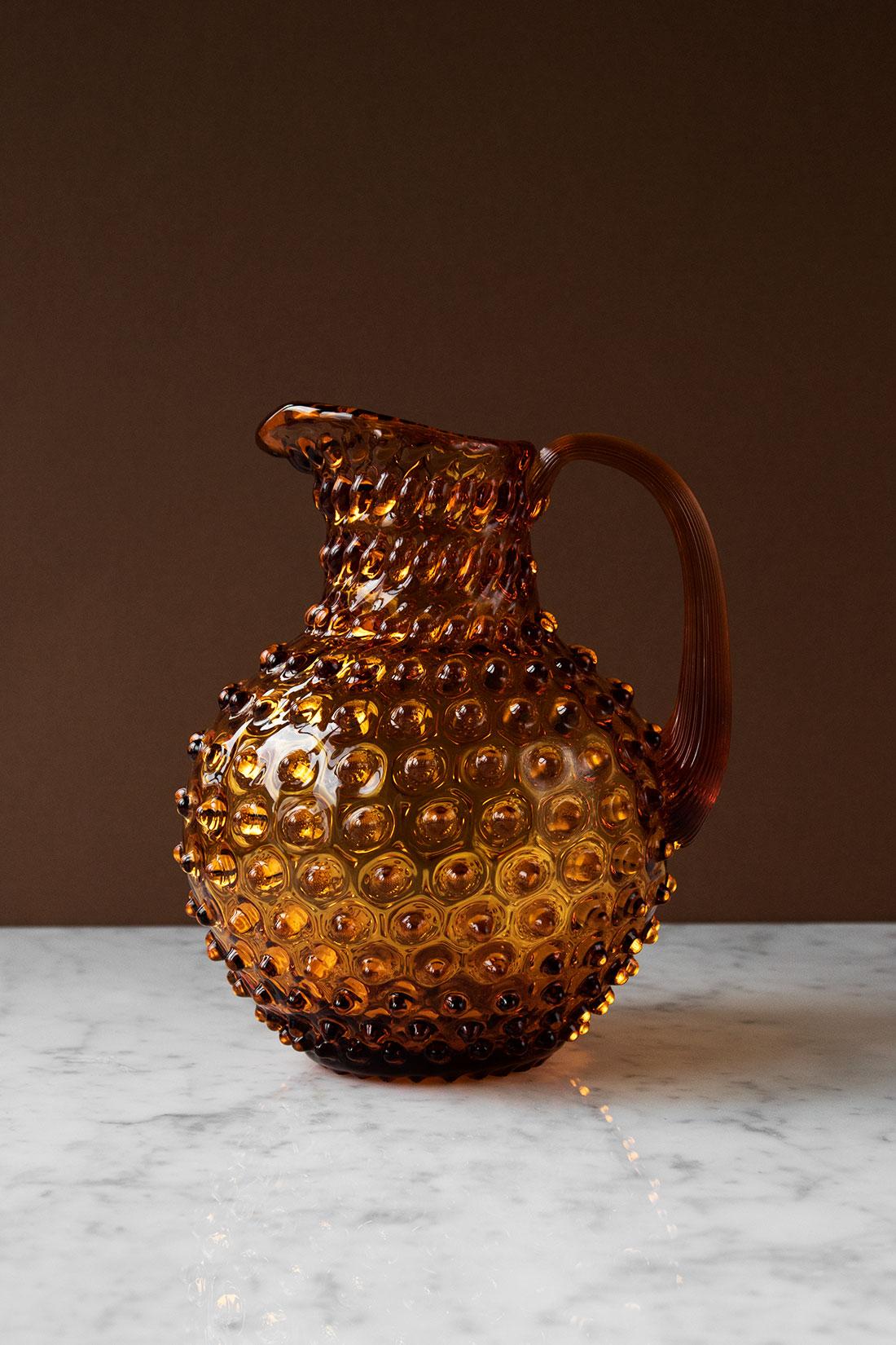 Karaff Kristall Amber 2.2L