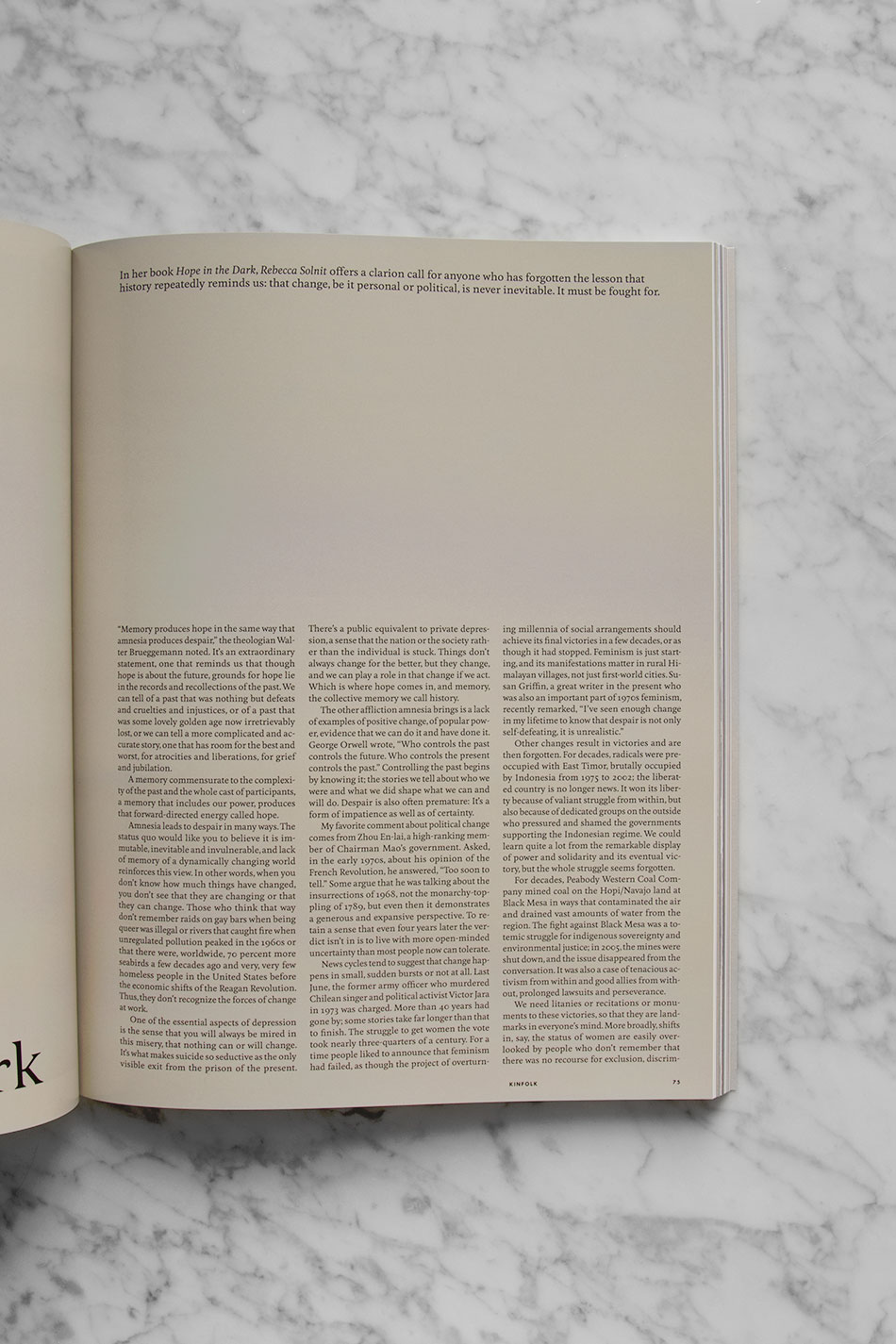 Kinfolk Magasin Edition 24