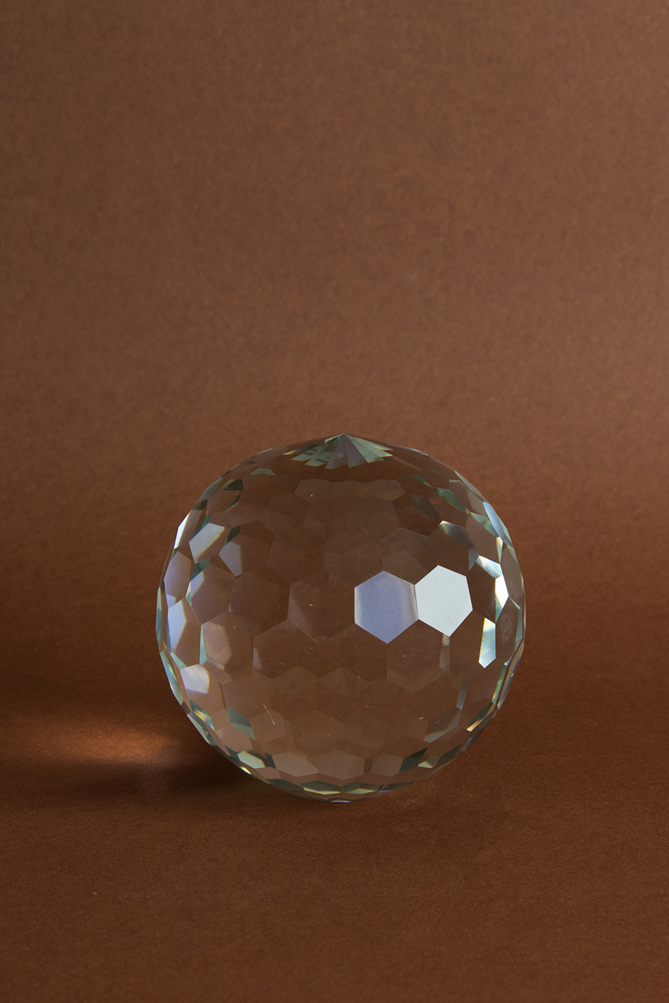 Paper Weight Crystal