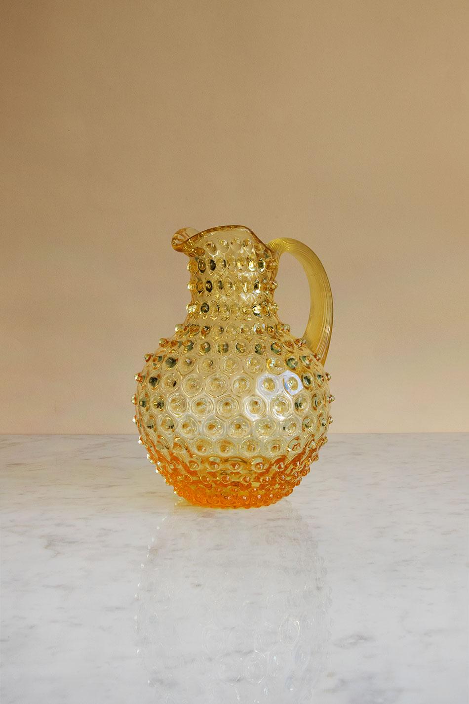 Karaff Kristall Gul 2,2 L