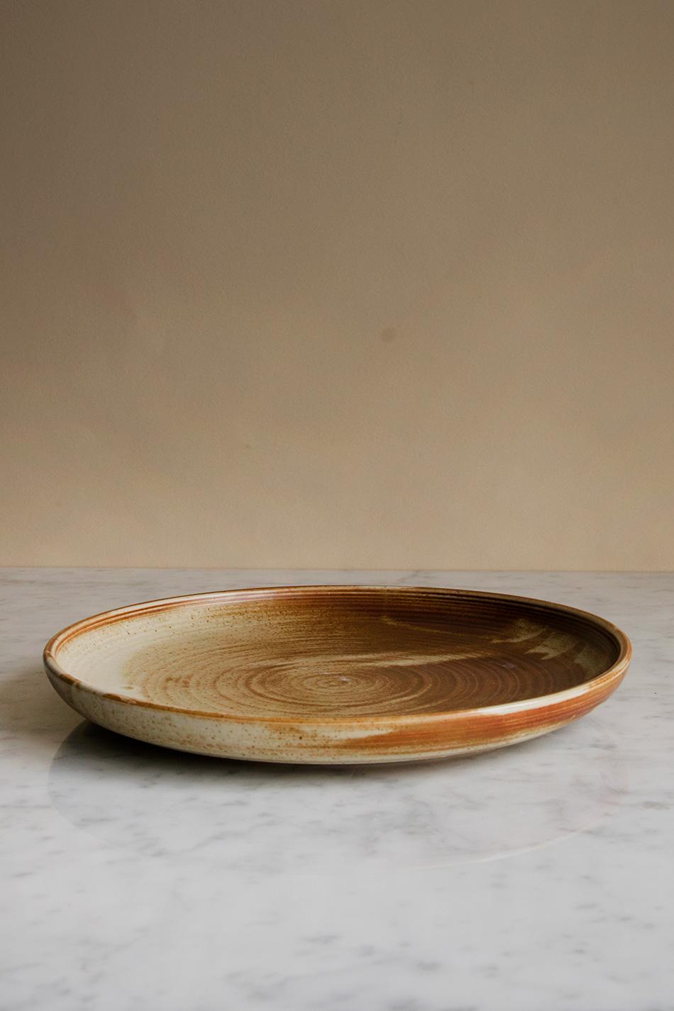 Kyoto Rustic Dinner Plate