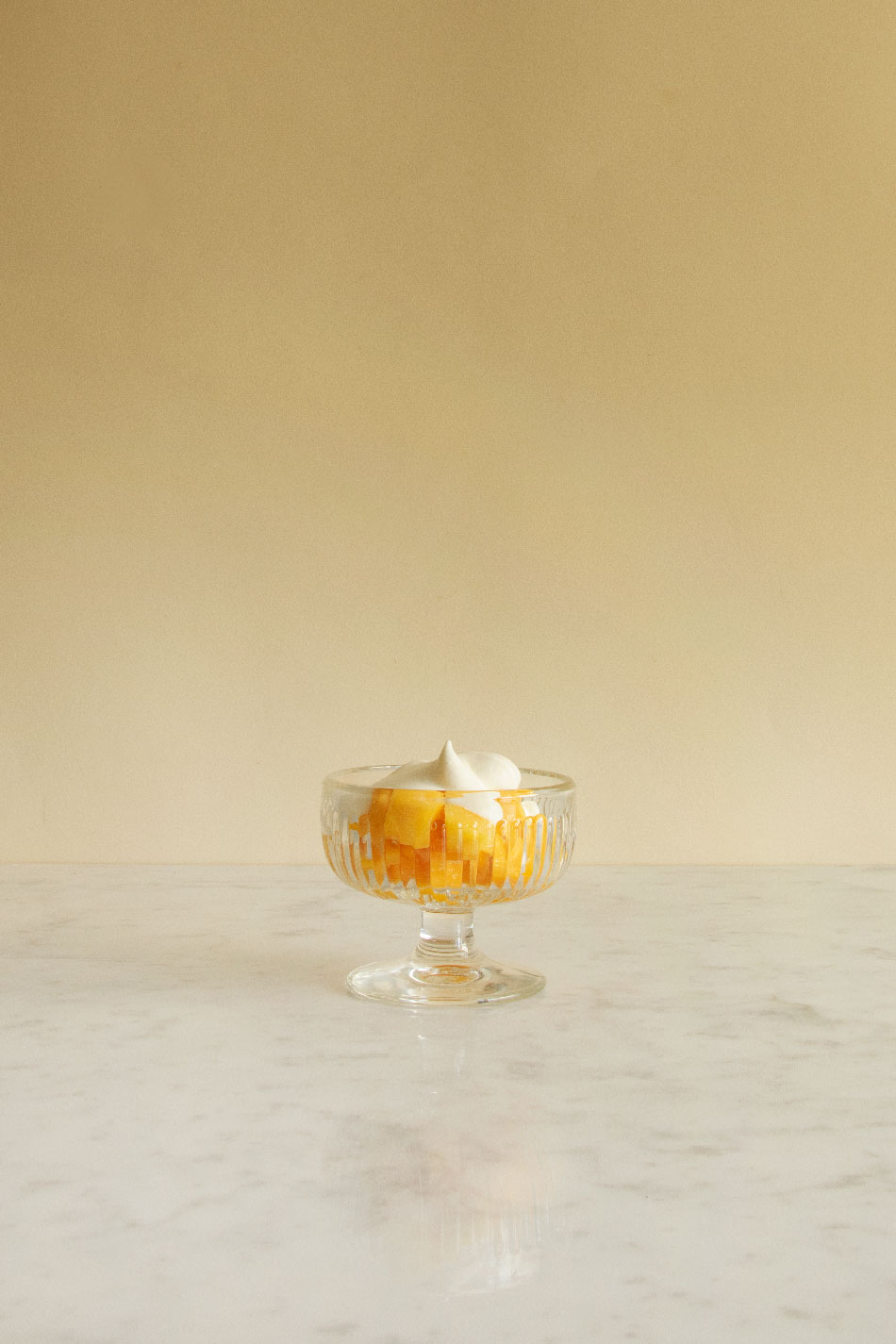 Tahiti Ice Cream Cup