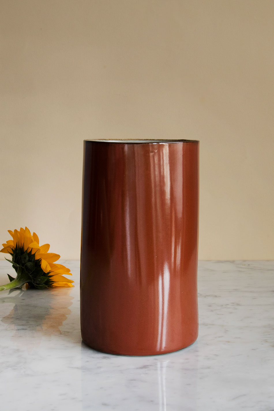 Le Cadere Vase Rust