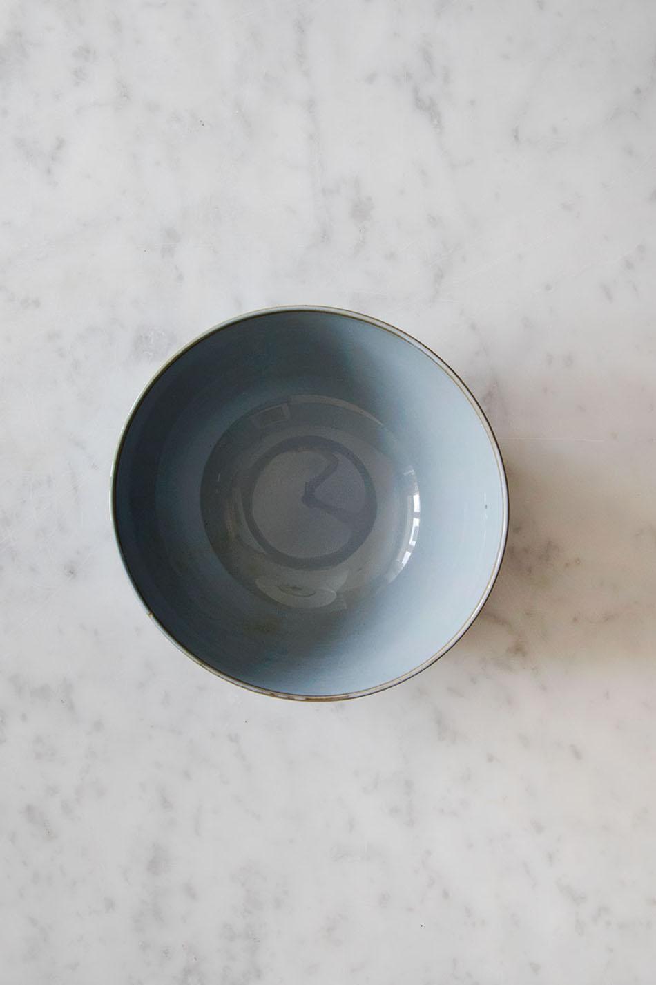 Le Cadere Soppskål Smokey Blue