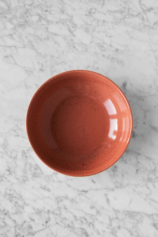 Pastaskål Lifestyle Terracotta Ø 21 cm