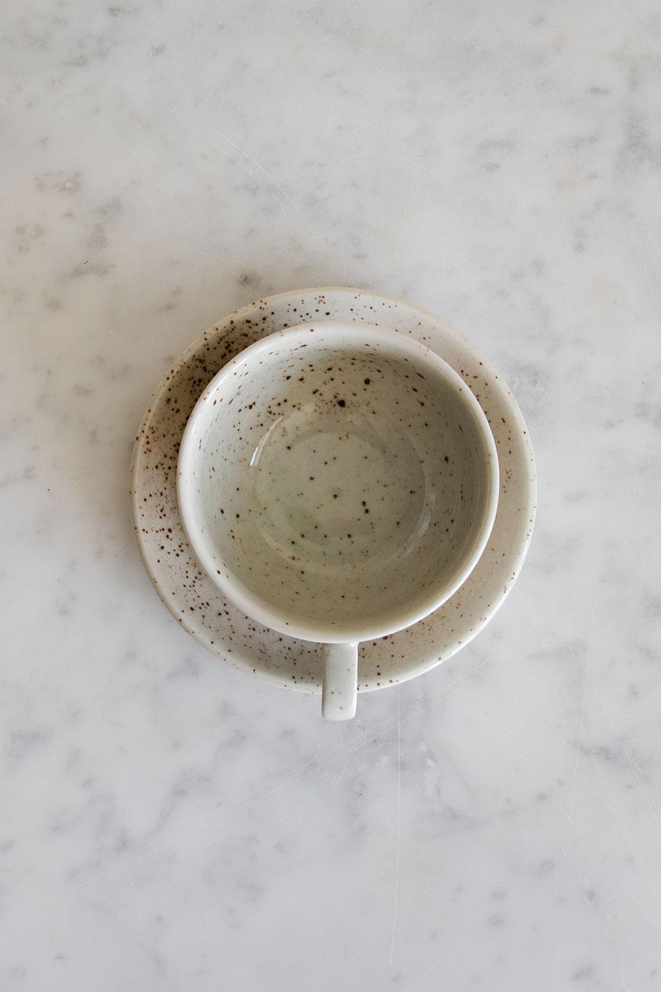 Espressokopp Dubbel(15cl) Natural