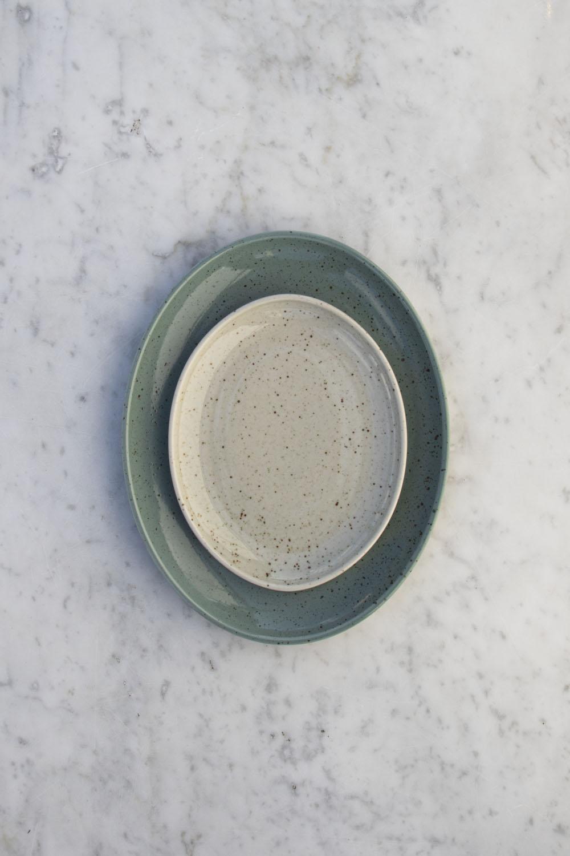 Assiett Oval Lifestyle Natural