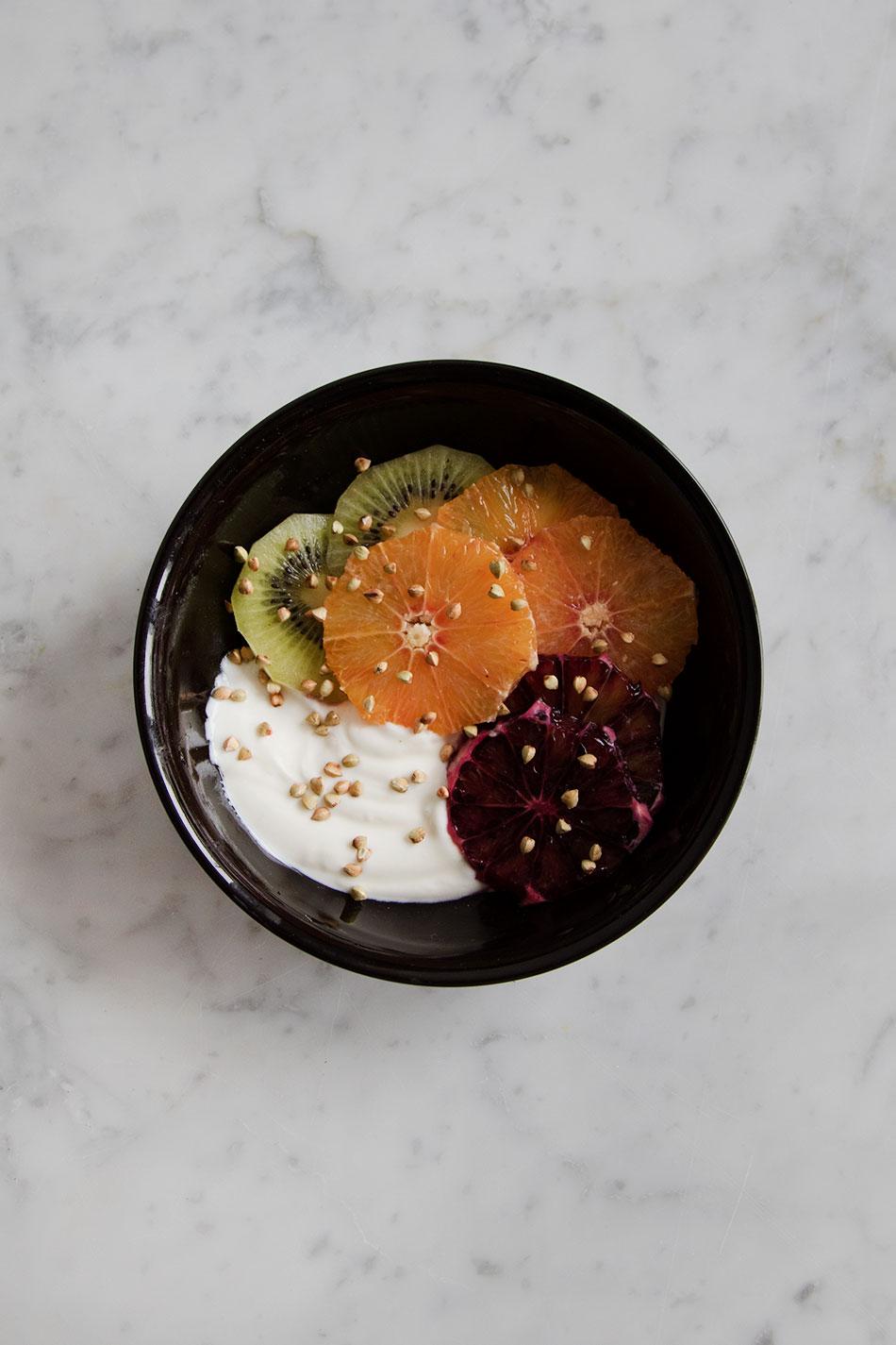 Frukostskål Lifestyle Ebony Ø15 cm