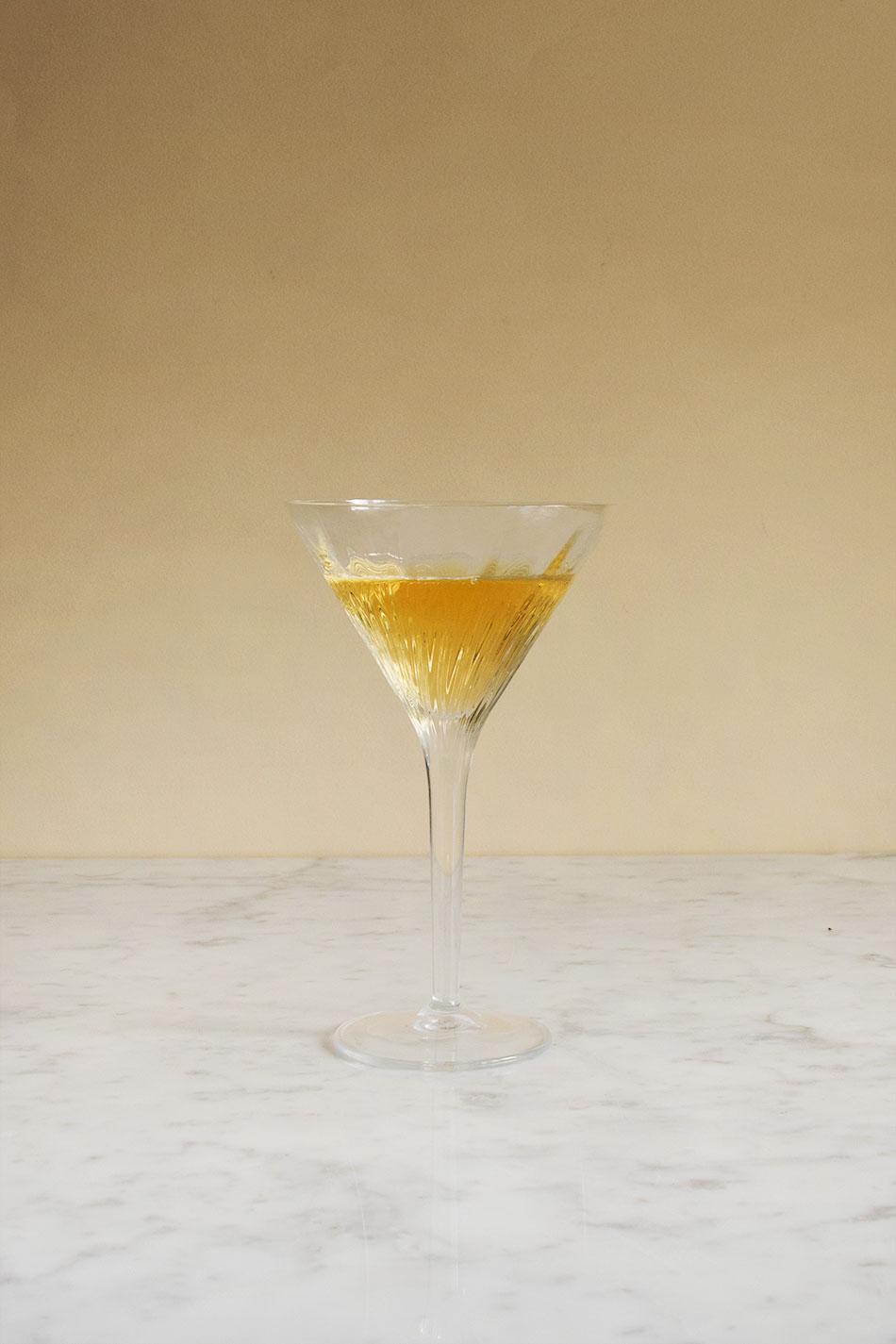 Mixology Martiniglas