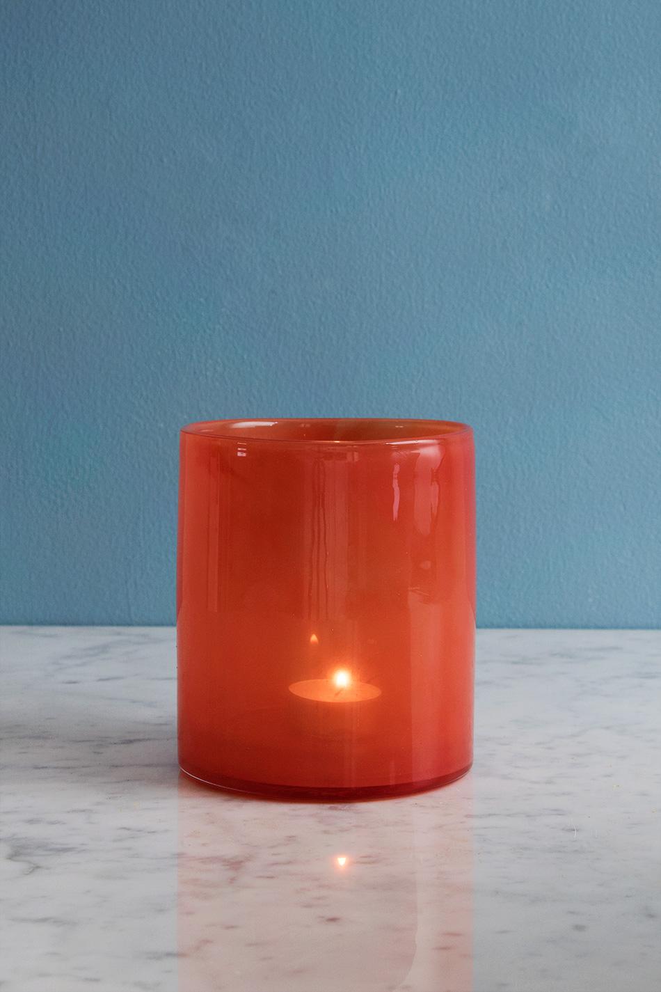 Candle Holder Tomato